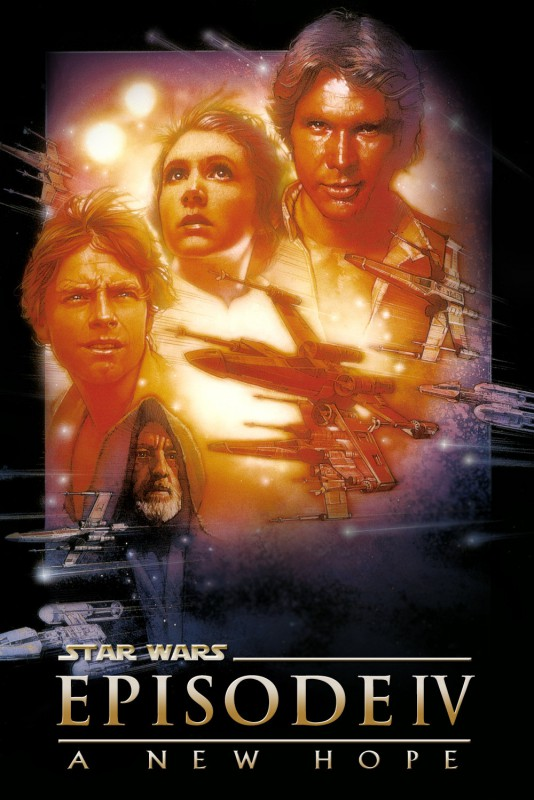 Star Wars A New Hope Full Movie - YouTube