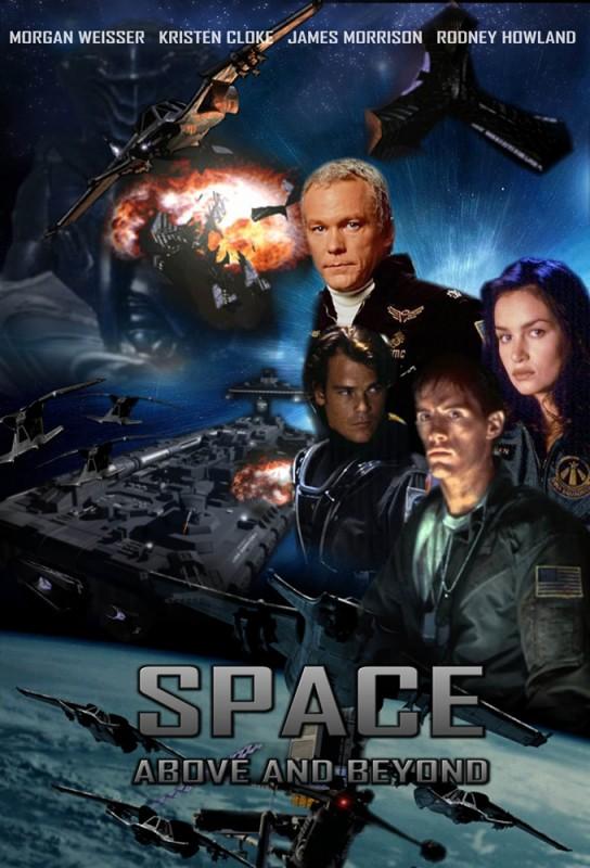 Gwiezdna Eskadra / Space: Above And Beyond (1995-1996) TVRip.XviD-NN / Napisy PL  *dla EXSite.pl*