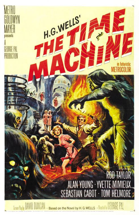 an analysis of the plausibility in the movie the time machine by george pal