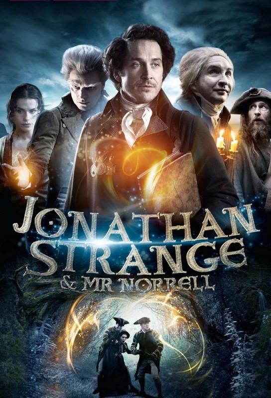 Image result for jonathan strange and mr norrell tv series