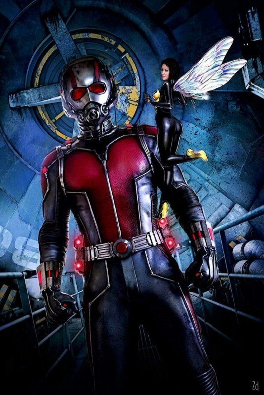 Ant-Man and the Wasp (2018) - SciFan World