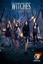 Witches of East End poster