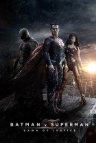 Batman v Superman Dawn of Justice poster