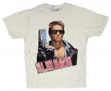 Men's Terminator I'll Be Back T-Shirt