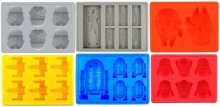 Star Wars Silicone Ice Tray