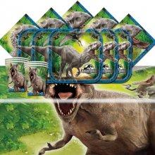 Jurassic World Birthday Tableware