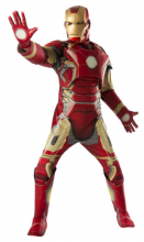The Avengers Iron Man Costume