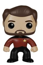 Star Trek Will Riker Action Figure