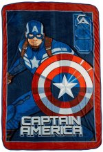Captain America Winter Soldier Blanket