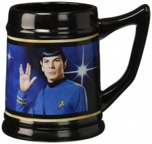 Star Trek Live Long and Prosper Ceramic Mug