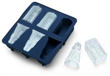 Tardis & Daleks Silicone Ice Cube Tray