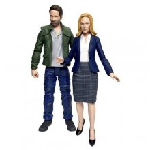 X-Files 2016 Action Figures Set
