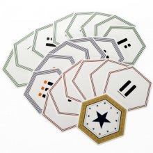 Battlestar Galactica Triad Cards