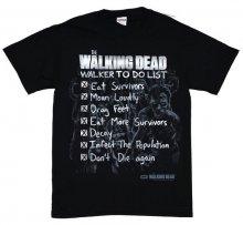 Walker To Do List T-Shirt