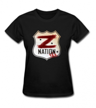 Women's Z Nation Logo T Shirt