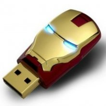 Iron Man USB Flash Drive 8GB