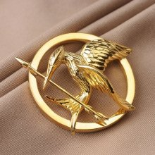 The Hunger Games Catching Fire Badge