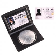Nick Fury S.H.I.E.L.D. Identification Wallet