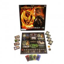 The Hunger Games Strategy Game