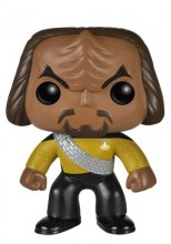 Star Trek Worf Action Figure