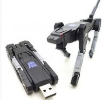 Transformer USB Flash Drive 8GB