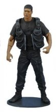 Stargate SG-1 Black Ops Teal'c Action Figure