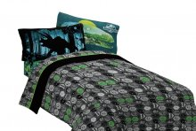 Jurassic World Microfiber Sheet Set
