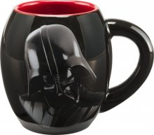 Darth Vader Oval Ceramic Mug