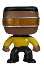 Star Trek Geordi La Forge Action Figure