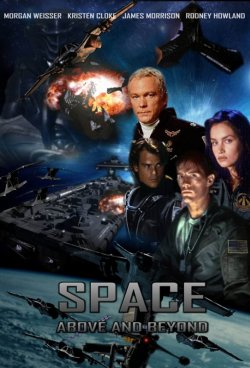 Space Above and Beyond poster