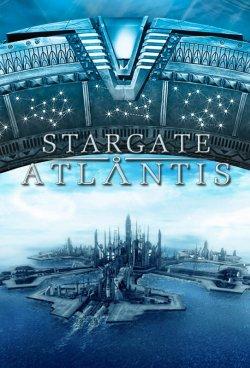 Stargate Atlantis poster