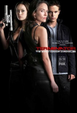 Terminator The Sarah Connor Chronicles poster