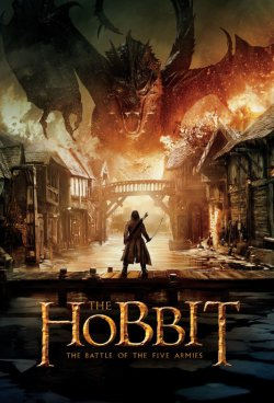 The Hobbit The Battle of Five Armies poster