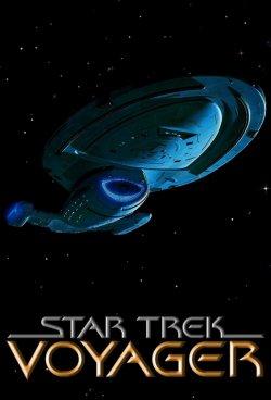 Star Trek Voyager poster