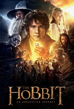 The Hobbit An Unexpected Journey poster