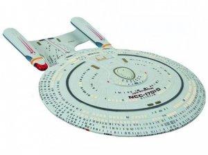 Star Trek: The Next Generation Enterprise D Ship