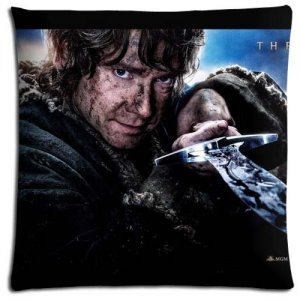 The Hobbit Pillow Case