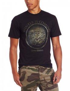 GoT Men's Winter Is Coming T-Shirt