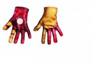 Iron Man Child Gloves