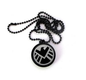 Agents of S.H.I.E.L.D Logo Necklace