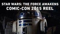 Comic-Con 2015 Reel