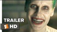 Suicide Squad Comic-Con Trailer (2016) - Jared Leto, Will Smith Movie HD
