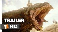 Gods of Egypt Official Trailer #2 (2016) - Brenton Thwaites, Gerard Butler Movie HD