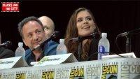Comic Con Panel 2014 - Hayley Atwell